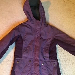 Lands' End Girls Winter Jacket